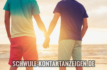 Schwule Partnersuche
